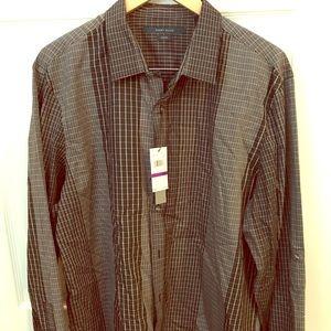 Perry Ellis brand new button up long sleeve shirt